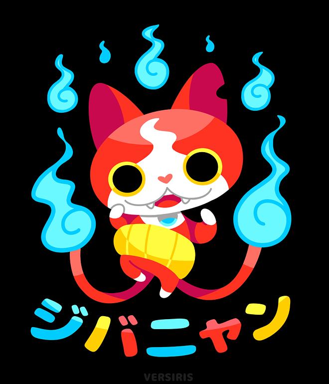 Yokai Kitty by Versiris