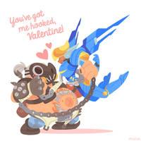 You've Got Me Hooked! by Versiris