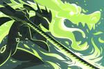 The Dragon Becomes Me