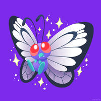 PKMN - Butterfree by Versiris