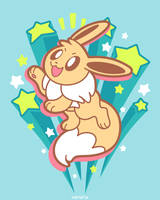 Let's Go Eevee! by Versiris