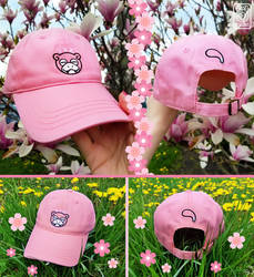 Sleepy Slowpoke Dad Cap