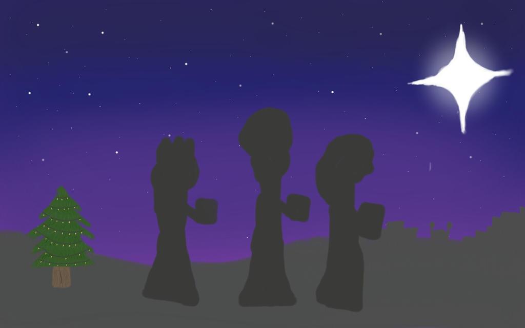 Los Tres Reyes by pacoelaguadillano