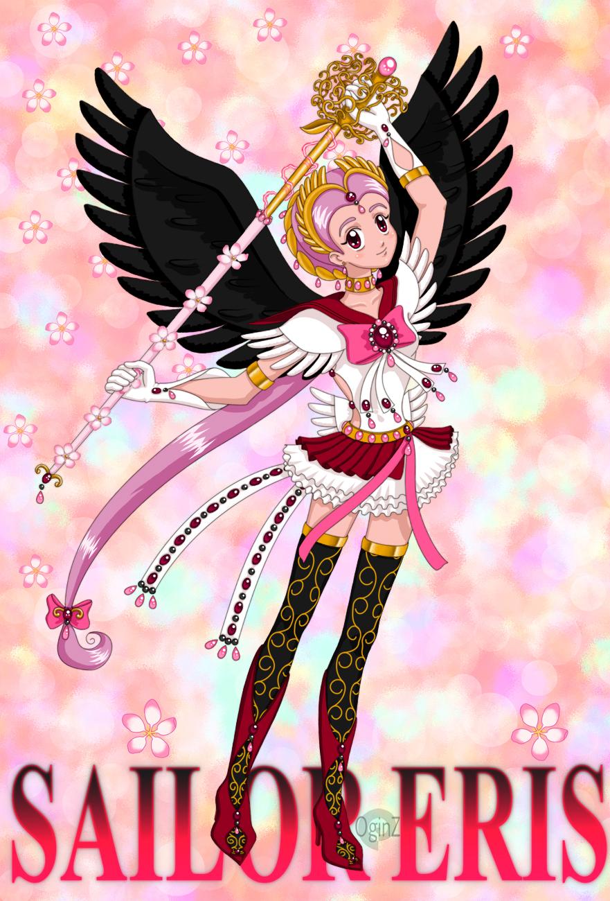 Sailor Eris by OginZ