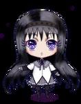 Free2use Pagedoll: Homura Akemi
