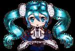 Free Pagedoll: Miku Hatsune