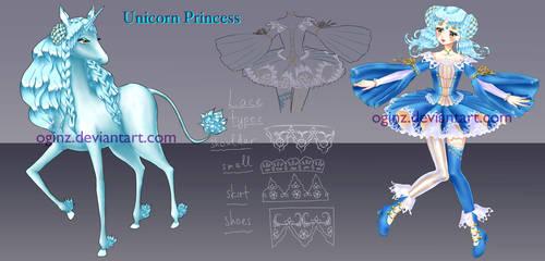 [OPEN] Unicorn Princess Auction: PayPal