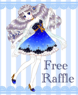 [CLOSED] Starry Sky Adopt: Free Raffle by OginZ