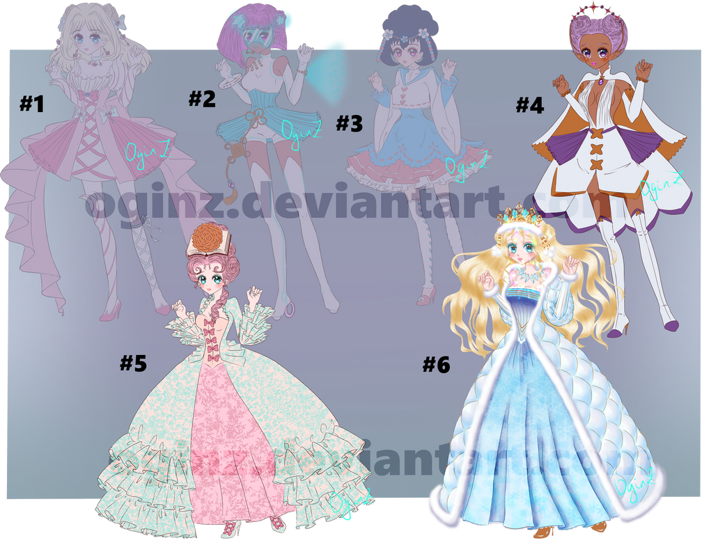 [OPEN] Low SB Adopts: PayPal Auction (3/6)