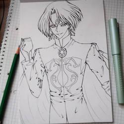 FA: Prince Diamond