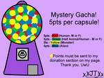 Cheap Mystery Gacha! (OPEN) by xXJunktasticXx