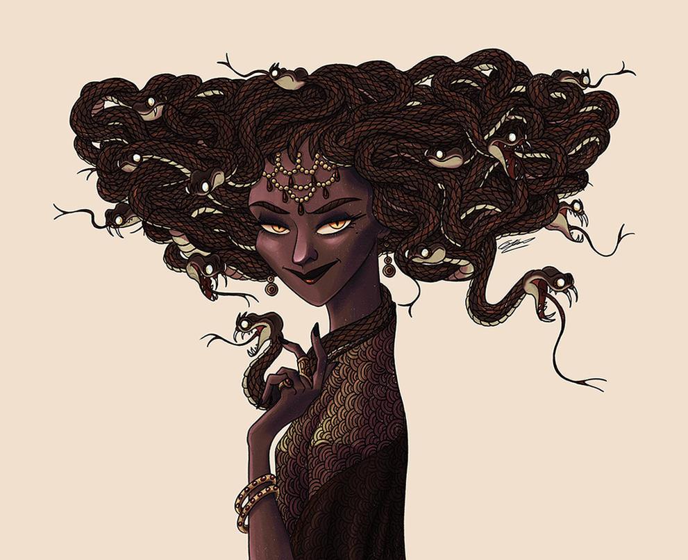 Medusa by GrievousGeneral