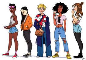 STREET GIRLS part4 by GrievousGeneral