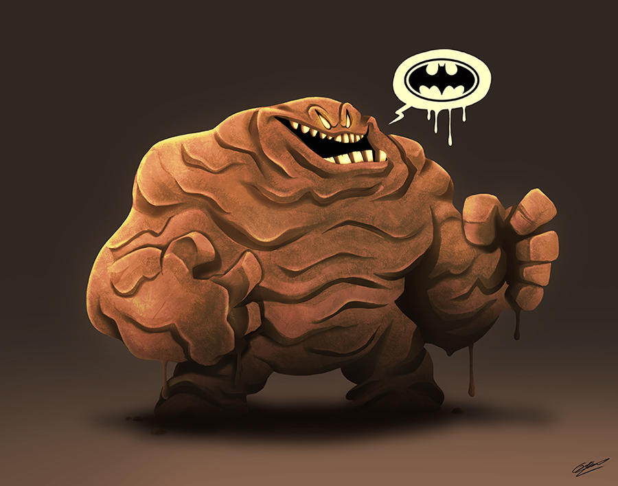 CLAYFACE by GrievousGeneral