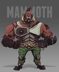 MAMMOTH by GrievousGeneral