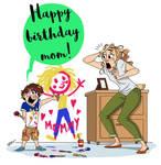 BIRTHDAY MOM