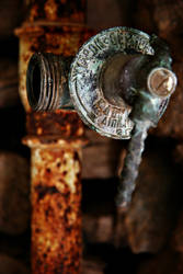 Hot, cold and rusty radiators