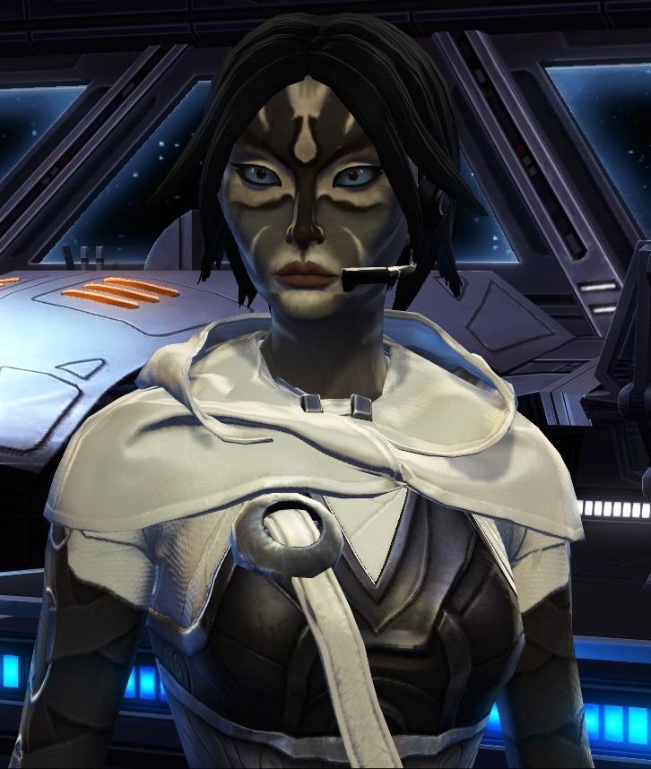 SWTOR Imp Agent, Sniper Iannlya Mortum by ORear