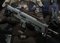 XCOM 2 Assault Rifle by ORear