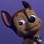 Paw Patrol Chase Emoticon Emote