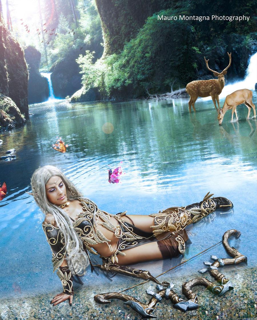 Me as Alathena. by ladymisterya