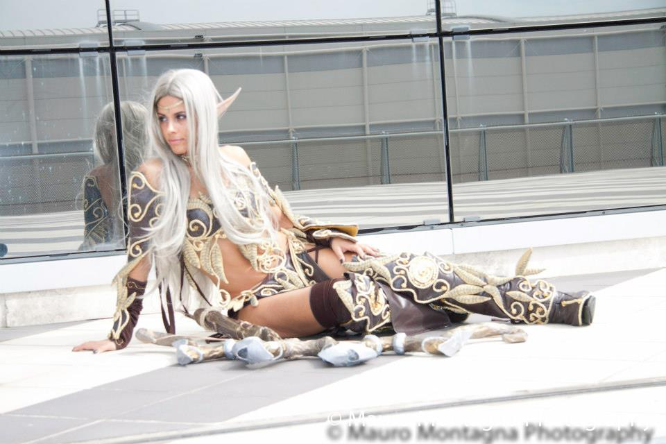 Me as Alathena_Romics2012_10 by ladymisterya