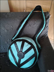 Lagertha shield bag_handmade_umasladyshop by ladymisterya