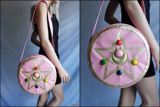 Sailor Moon Crystal brooch bag by Umaslady