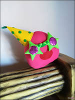 Party Gordo Slime Rancher plush by Umaslady