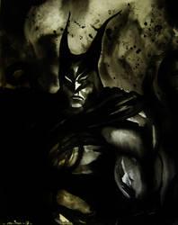 Dark Knight by Py3rr
