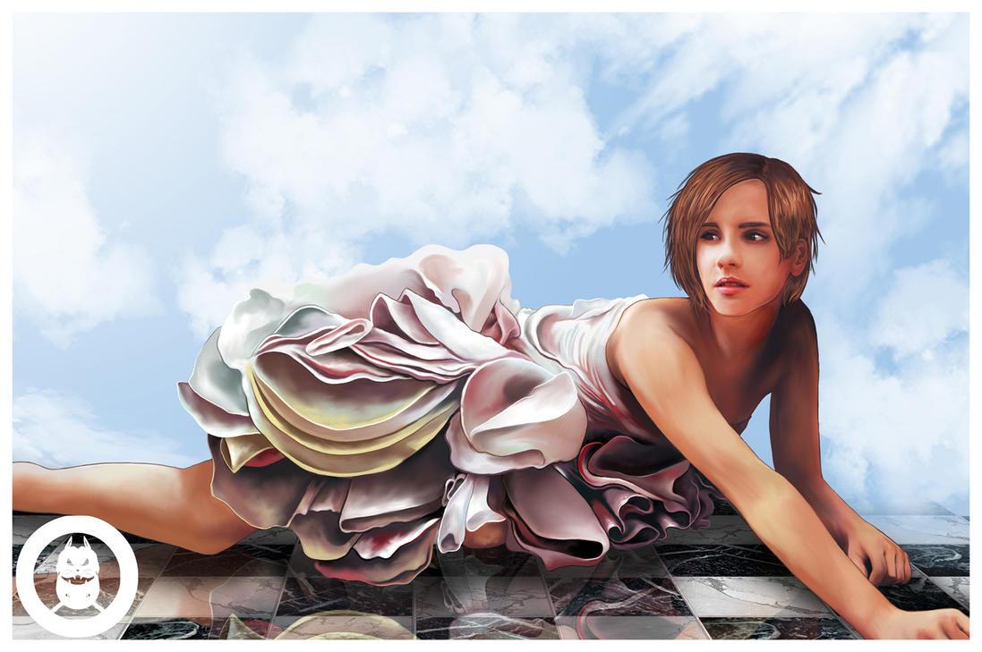 Emma Watson by Py3rr