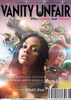 Vanity Unfair - Issue #7 - July 2014 by Py3rr