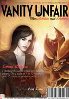 Vanity Unfair - Issue #12 - December 2014 by Py3rr