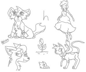 More sketches by PeriOwl