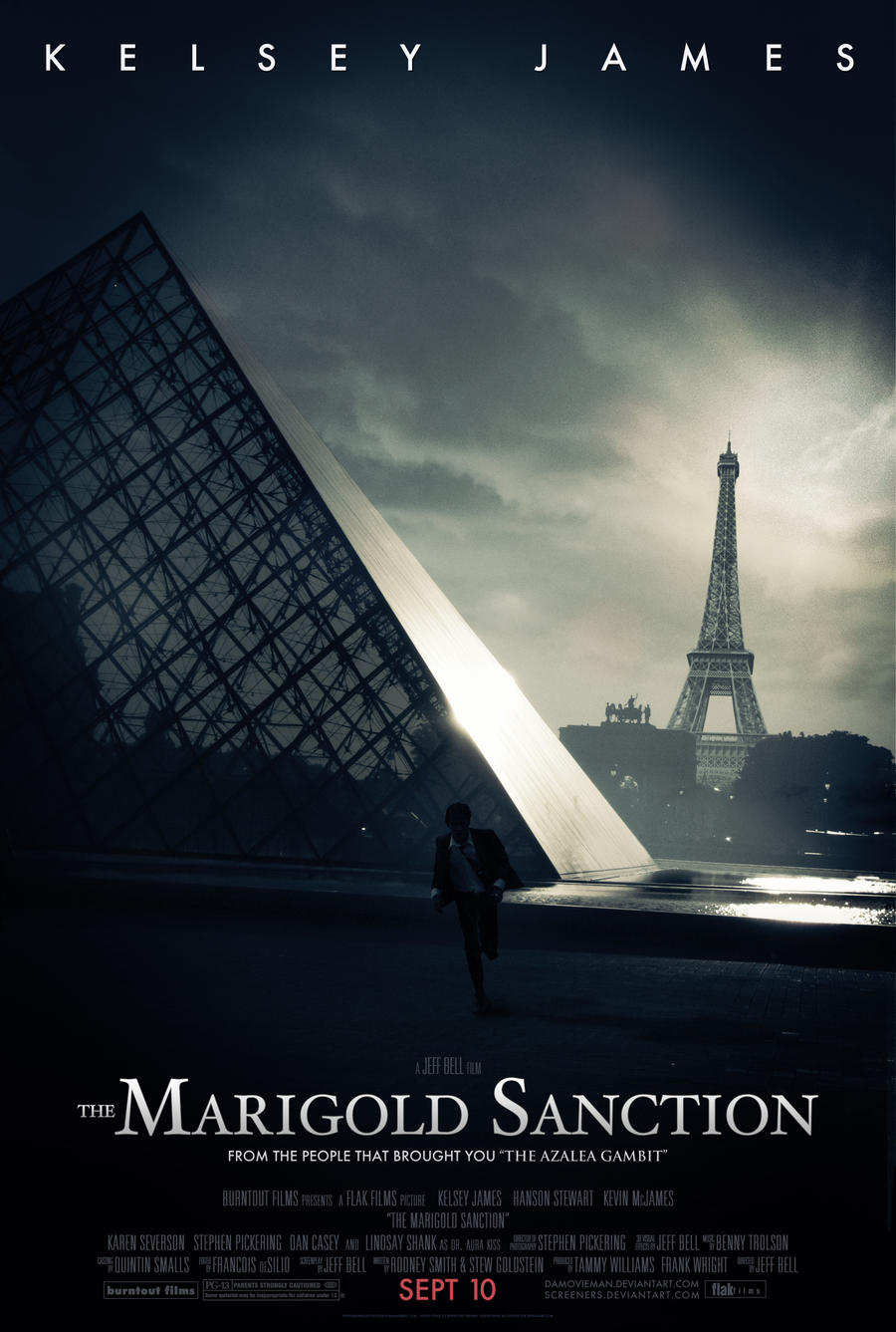 The Marigold Sanction - v2 by NewRandombell