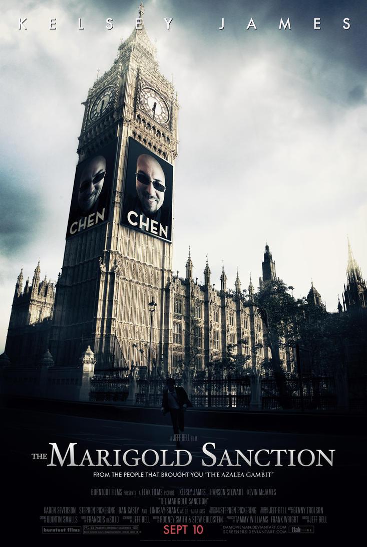 The Marigold Sanction - v3 by NewRandombell