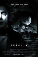 'Dracula' - Poster by NewRandombell
