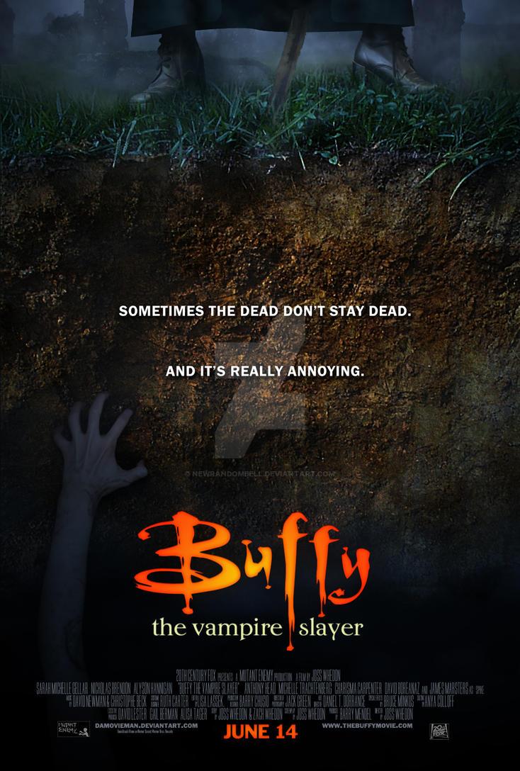 Buffy The Vampire Slayer by NewRandombell