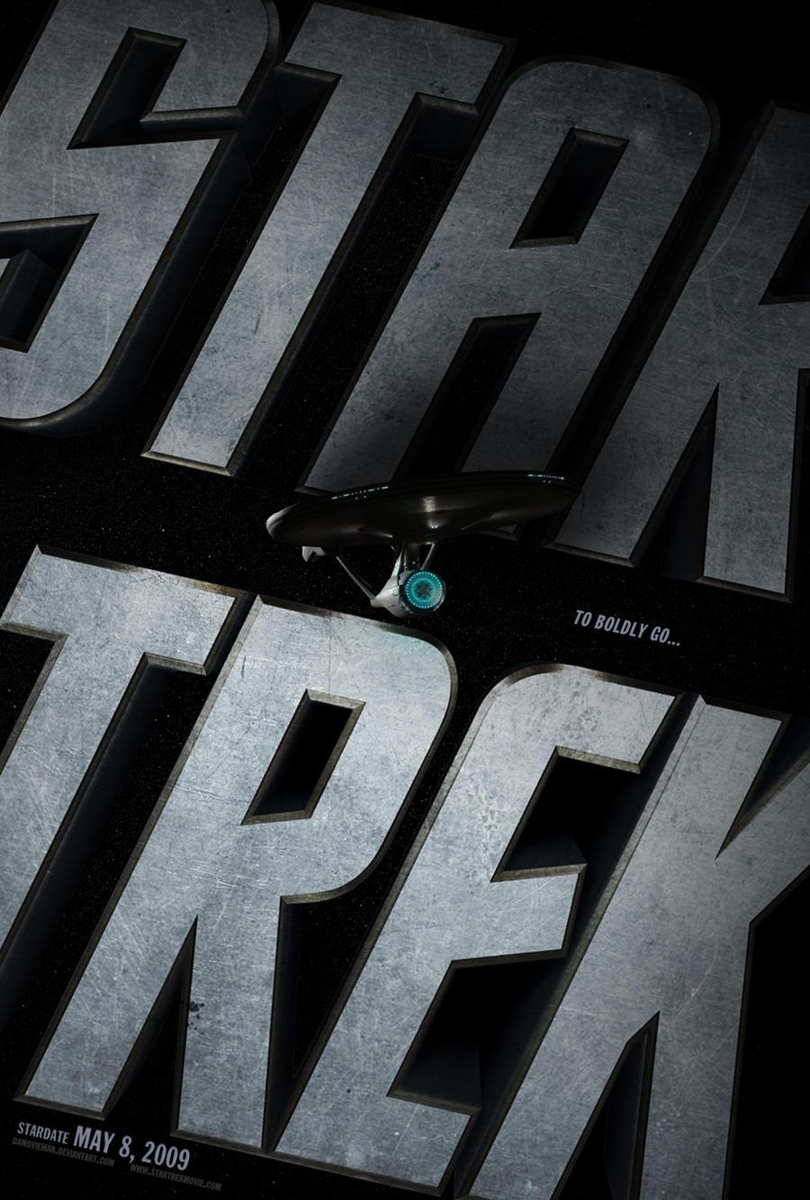 'Star Trek' Poster