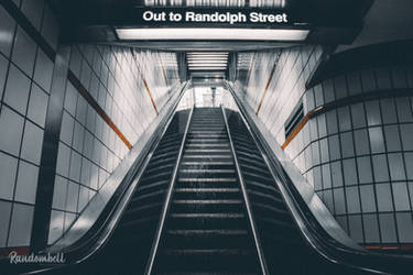 Out to Randolph Street