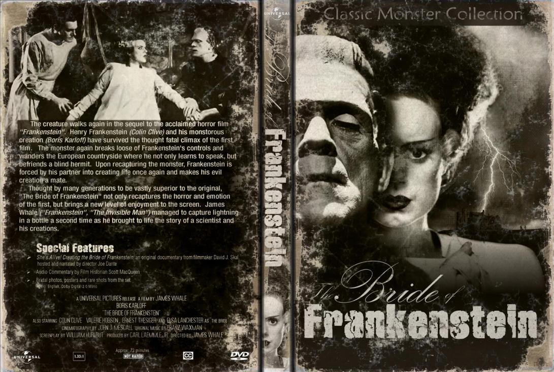 frankenstein commentary female monster creation scene