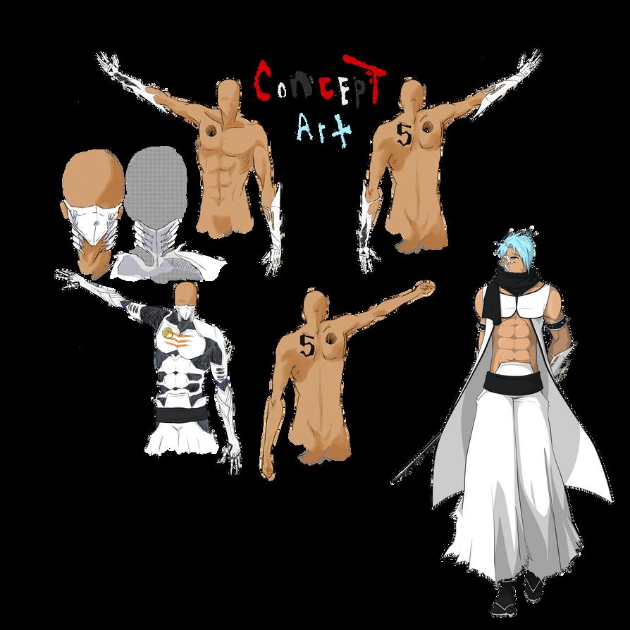 Akira Hattori :: Resurreccion :: Character Sheet by Skeletonny