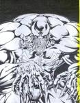 hungry venom