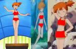 pokemon misty Red Bikini