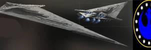 star wars new republic super star destroyer Windu