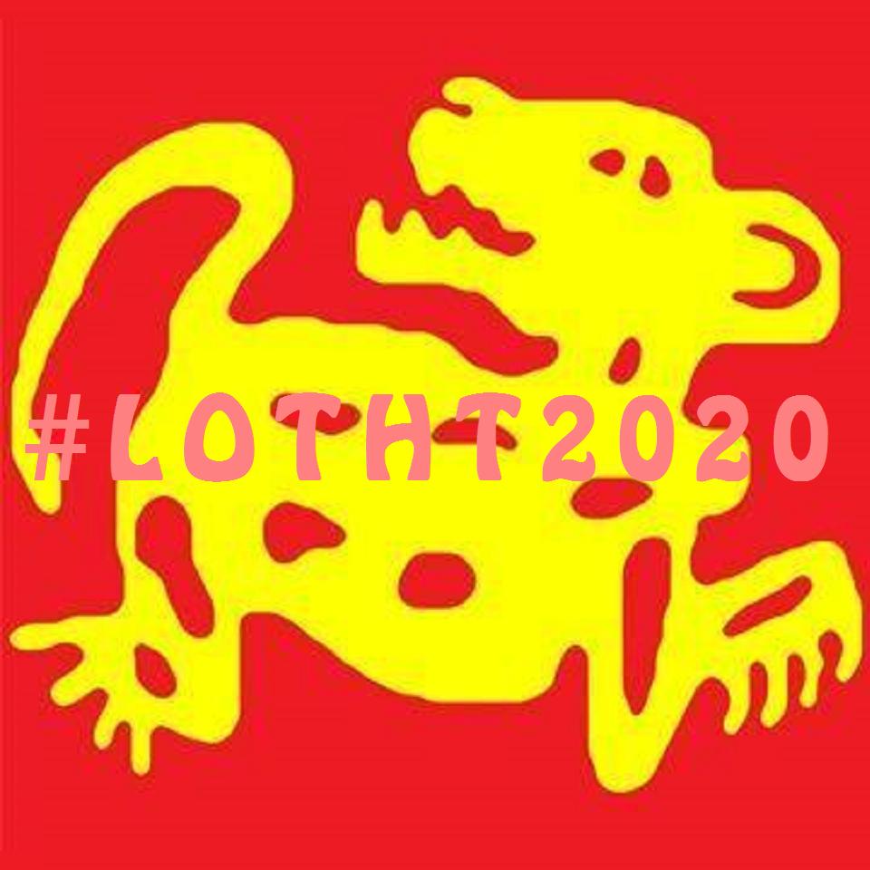 #LOTHT2020 Red Jaguars