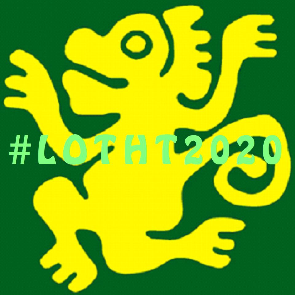 #LOTHT2020 Green Monkeys