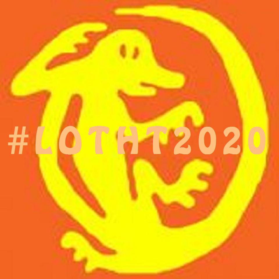 #LOTHT2020 Orange Iguanas