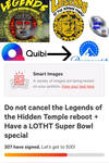 Legends of the Hidden Temple reboot petition merge