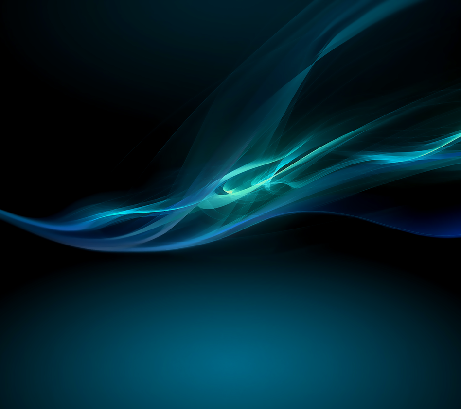 Sony Xperia Z Blue Wallpaper HD by kingwicked on DeviantArt
